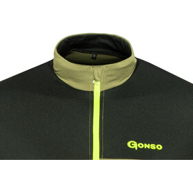Gonso Kreep - Maillot manches longues Homme - olive
